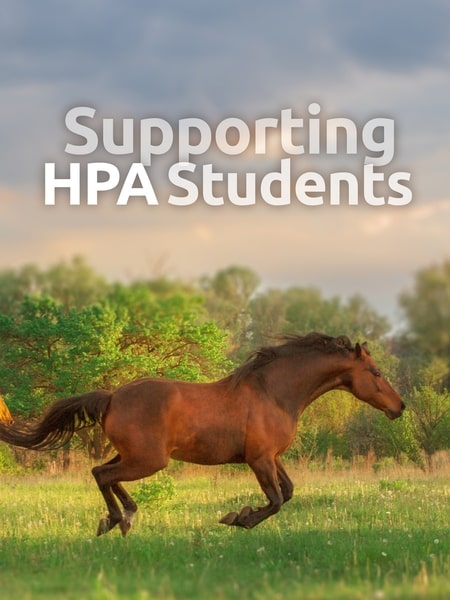 Supporting HPA Students CPD