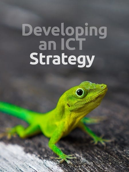 Developing an ICT Strategy CPD