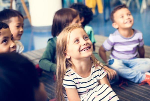 Early Years Children in School