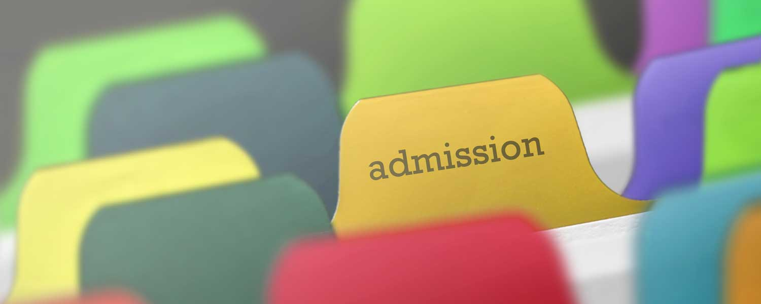 Thinking of Updating Your Admissions Policy for 2022?  Now Is the Time!